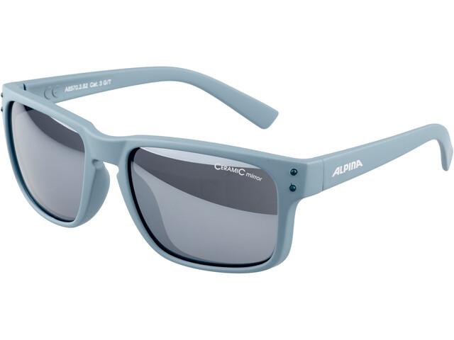 Alpina Kosmic Bril, dirt blue matt/black mirror